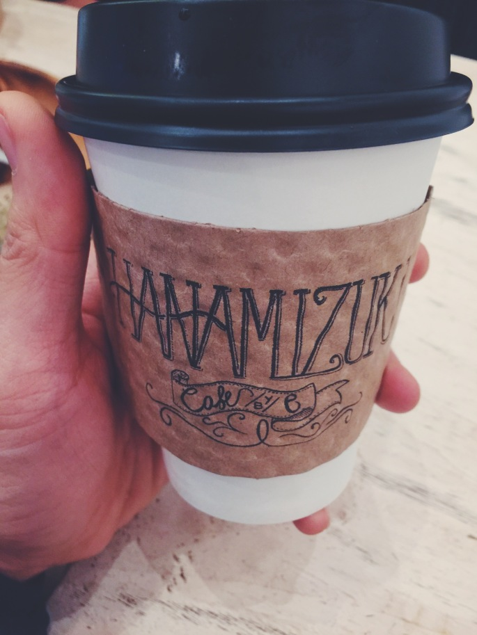 Hanamizuki Cafe | Chamomile-lavender tea